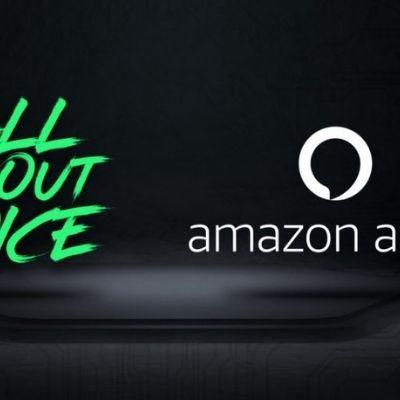 Amazon Alexa auf der All About Voice Conference 2018 in München