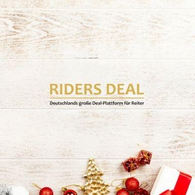 Neuer Skill: Tolle Pferdesport-Deals mit RidersDeal