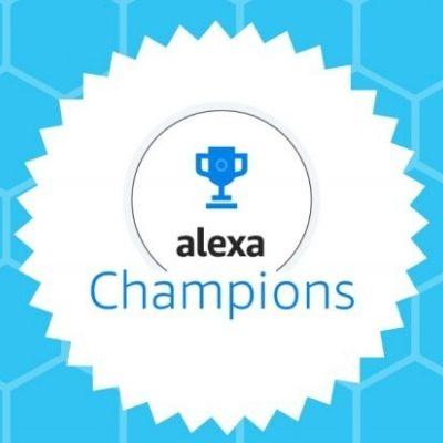 169 Labs Co-Founder Tim Kahle wird Alexa Champion